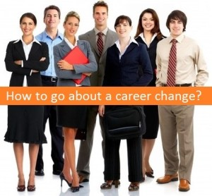 How to go about a career change-0