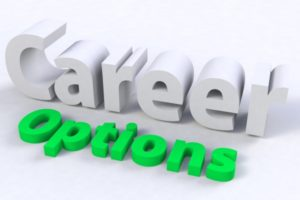 career options display